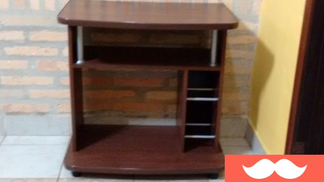 Don venta mueble para tv dvd equipo de sonido mela for Muebles para televisor y equipo de sonido