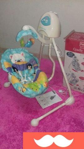 9e9e65081 Don Venta | Hamaca Columpio Mecedora Eléctrica Fisher Price para bebe
