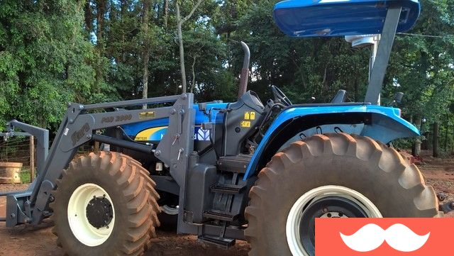 Don Venta | Tractor tm 7020 new holland