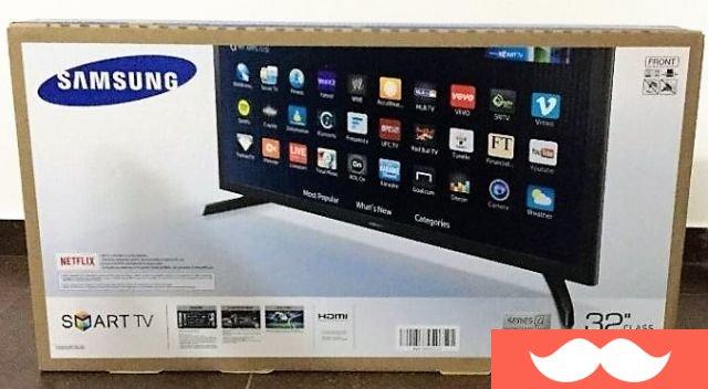2817a22c6ea SMART TV SAMSUNG de 32 pulgadas SERIE J4300 en OFERTA!! EQUIPOS 100% NUEVOS  en CAJA con GARANTIA