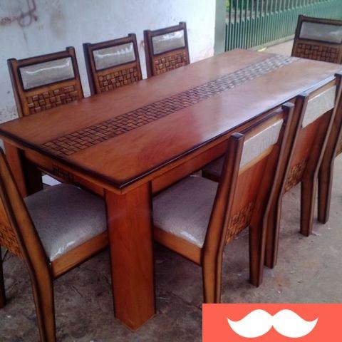 Don Venta   vendo comedor 6 sillas