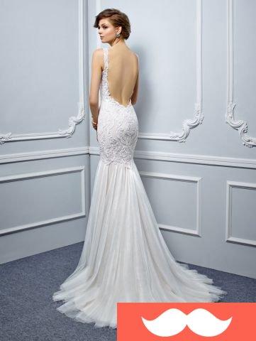 Vestidos de novia importados corte sirena
