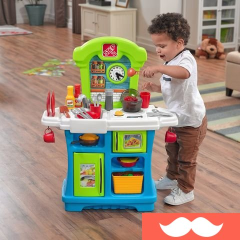 Don Venta | Cocina de juguete Step2 Little Cooks Kitchen Playset
